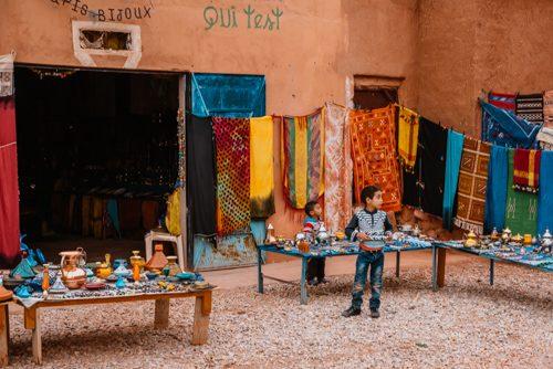 Berber Nomad Trekking - Berber Lifestyle