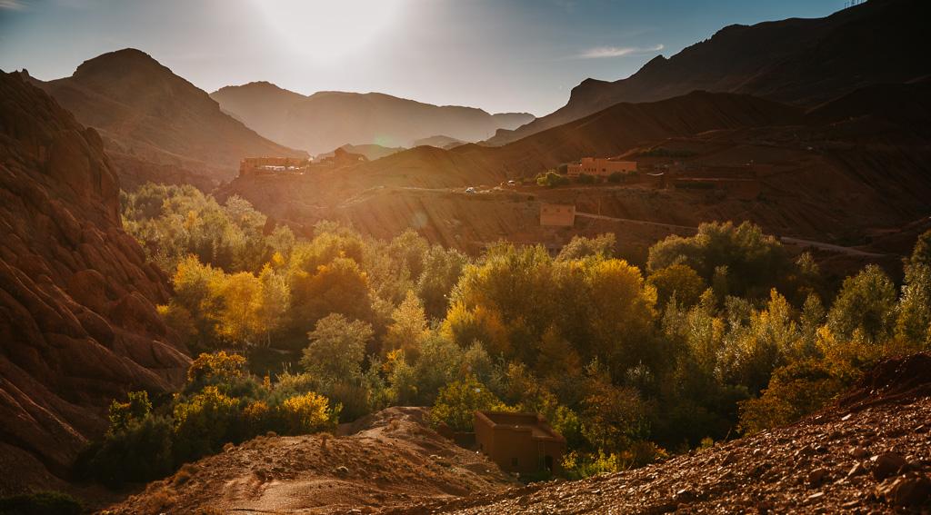 Berber Nomad Trekking Photo by Website Nomad